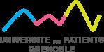 Logo Université des patients Grenoble