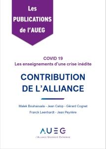 Une Contribution AUEG-Covid